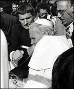 1981 shooting of the pope