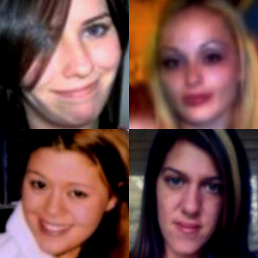 First four victims of Long Island serial killer discovered: Maureen Brainard-Barnes, Melissa Barthelemy, Megan Waterman, and Amber Lynn Costello