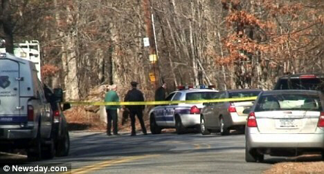 A human skeleton was discovered in woods at east end of Long Island