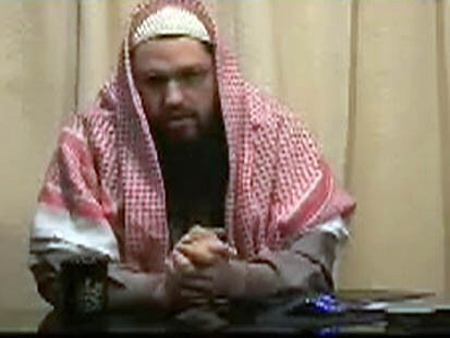 Adam Gadahn in a new al Qaeda video threatens the life of George W. Bush