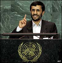 Ahmadinejad has returned Iran to the days of the revolution