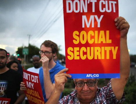 Millions of Americans are worried Social Security will be cut