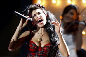 Amy Winehouse dead at age 27