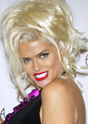 Anna Nicole obsessed with Marilyn Monroe