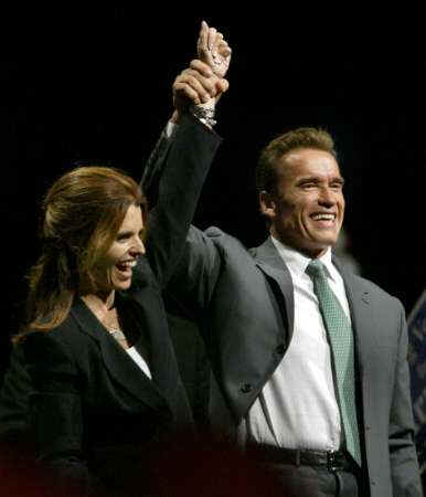 Will it be victory for Arnold Schwarzenegger on October 7? NostraBOBus believes so!