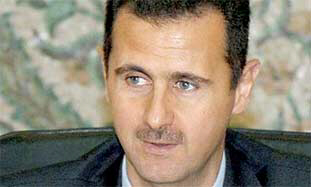 Assad says prospect of war with Israel grows