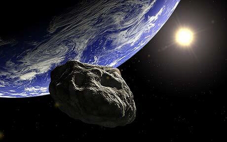 Asteroid packing the power of three Hiroshima bombs nearly impacts in Indonesia