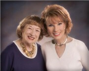 Authors June DiMaggio and Mary Jane Pop