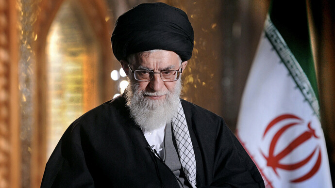 Ayatollah Ali Khamenei threatens to destroy the northern Israeli cities of Tel Aviv and Haifa