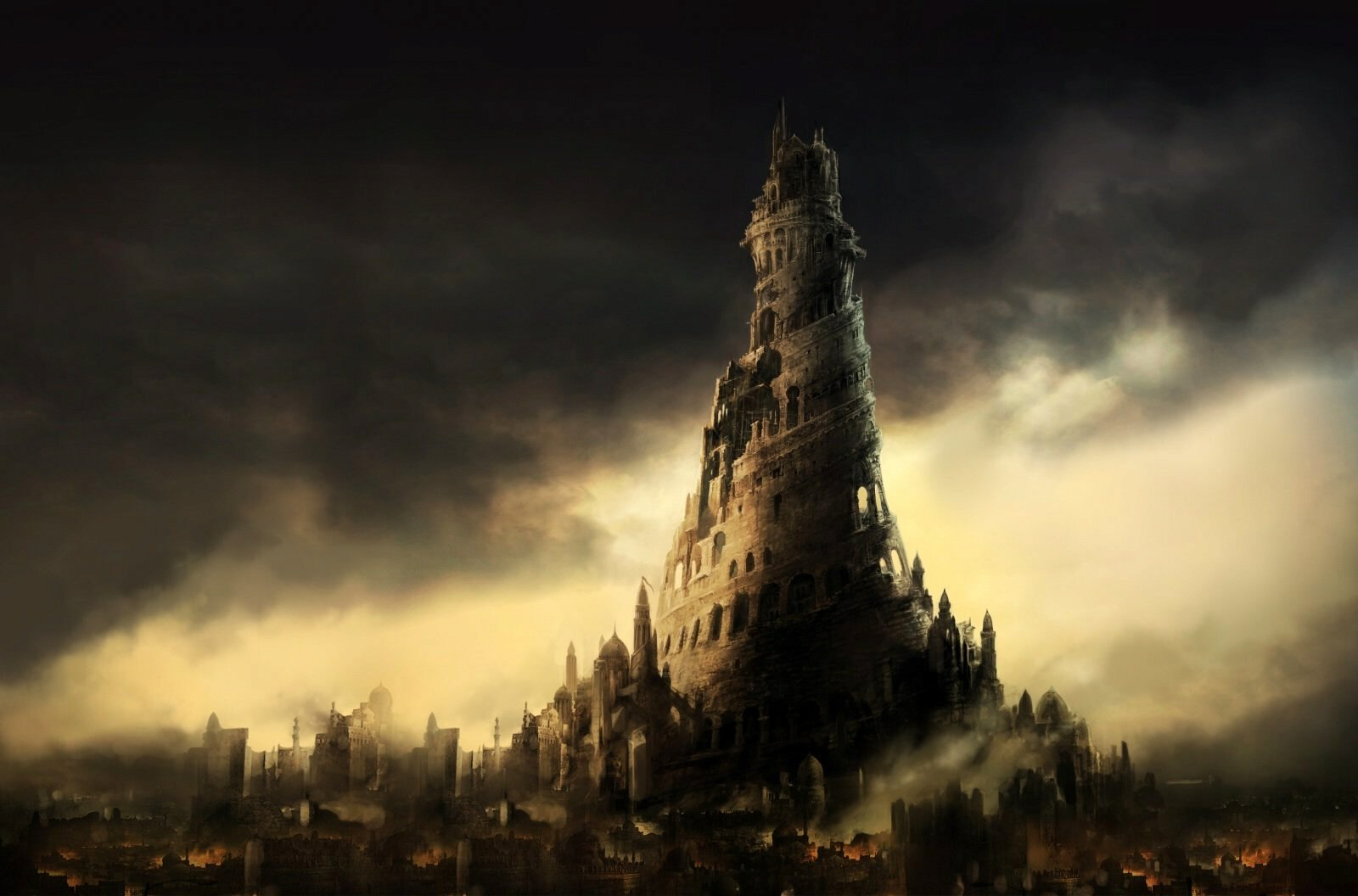 THE DEVIL'S WAR (PARTS ONE AND TWO): Babylon and the Tower of Babel