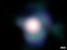 Betelgeuse, one of brightest stars in night sky, is shedding its outer gas layers and may soon explode as a supernova