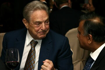 Billionaire George Soros making defensive moves against market