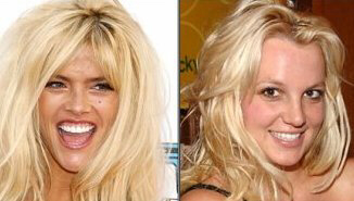 Britney Spears as Anna Nicole Smith: Duet With Marilyn Monroe?