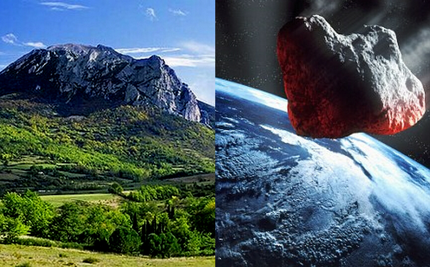 "The French ""holy mountain"" of Bugarach has been designated as a refuge against a 2012 ""armageddon"""