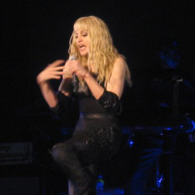 Madonna in Cardiff, gothic