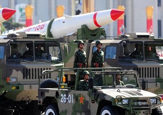 China continues military buildup near North Korean border