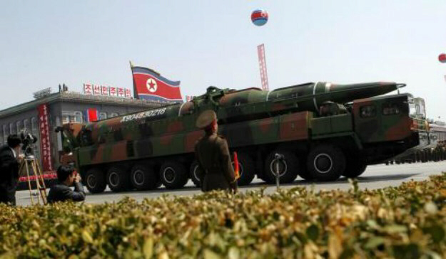 China helping NKorea develop missiles that can reach the US