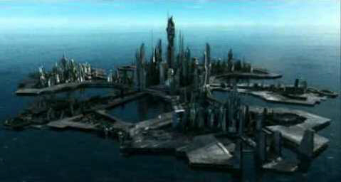 A city of the sons of Anak