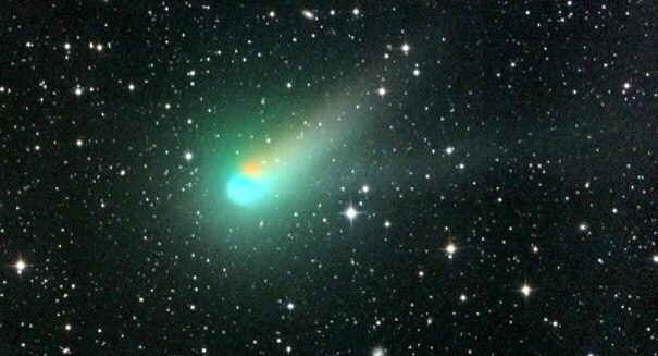 Comet Catalina will reach peak visibility on January 17, 2016
