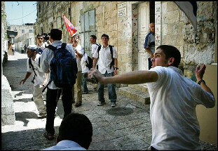 Confrontation Erupts at Jerusalem Shrine