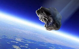 Asteroid to pass near earth with companion
