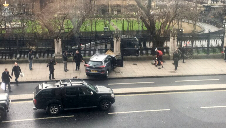 Deadly attack outside UK Parliament