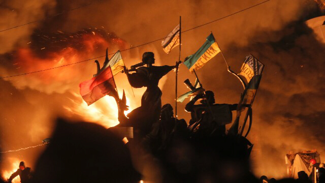 Deadly clashes continue in Ukraine