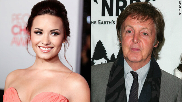 Demi Lovato almost killed Paul (or is it Faul?)