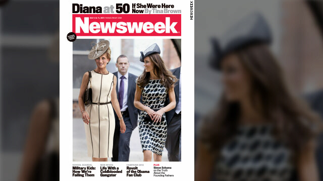 Diana and Kate cover
