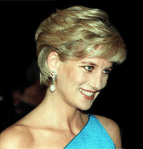 Diana's death too shocking to see