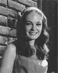 Actress Elizabeth Hartman