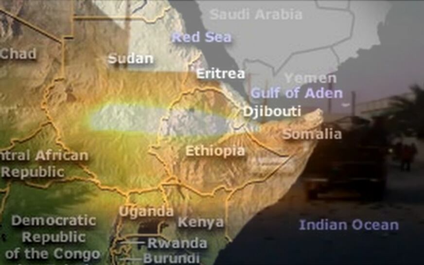 Ethiopia invaded by AQIM nations