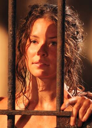 Actress Evangeline Lilly's house was fully engulfed by fire