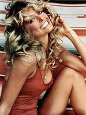 Farrah Fawcett: one of the most and famous posters of all time from America's last pinup queen
