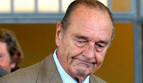 France's Jacques Chirac will face trial for corruption