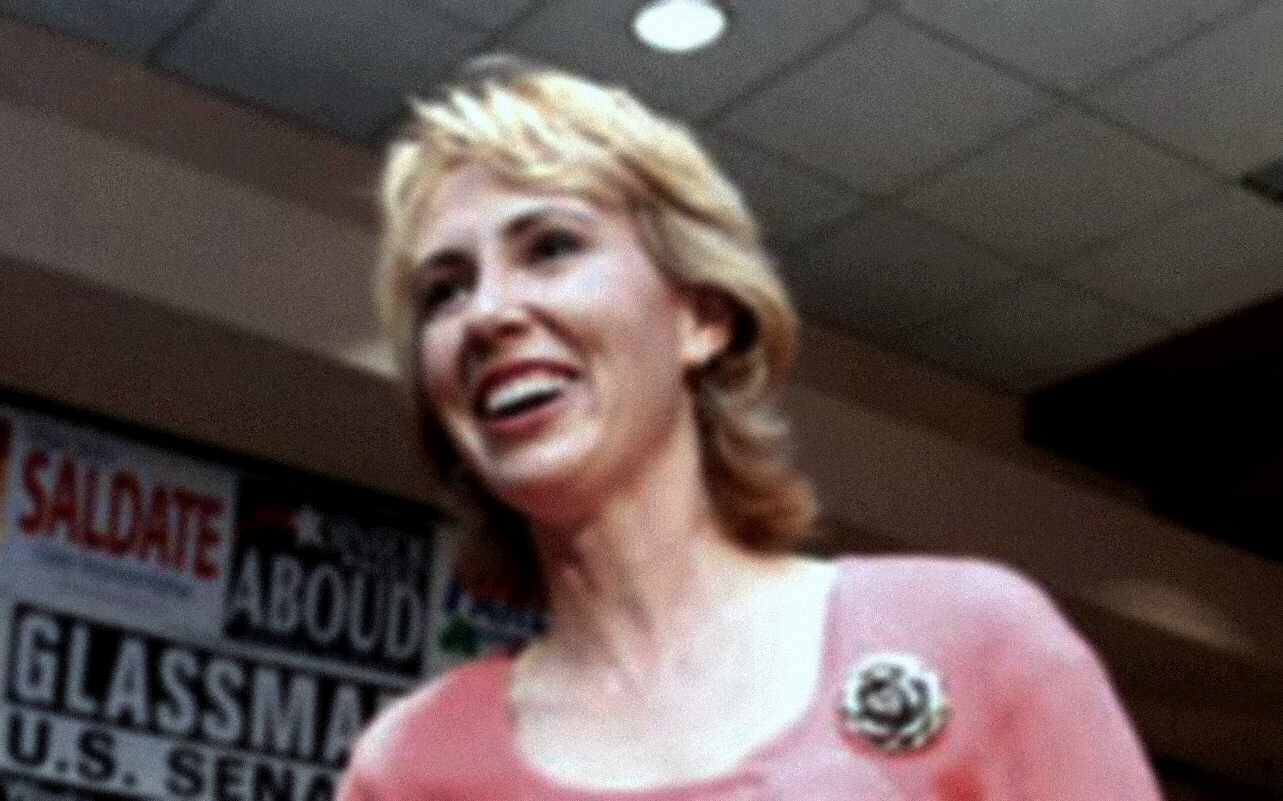 Gabrielle Giffords is recovering from a head shot injury