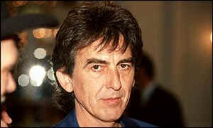 The late George Harrison