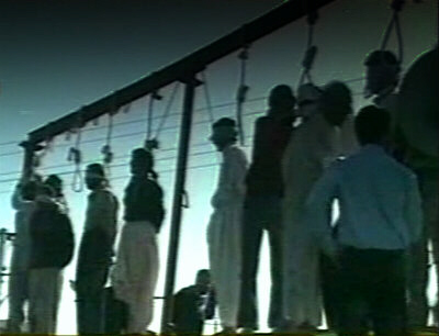 Hanging of royal family