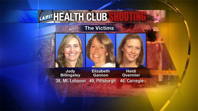 LA Health Club Massacre