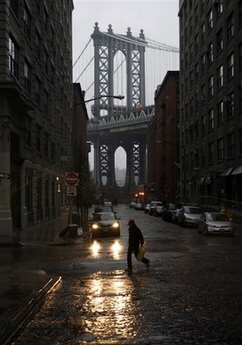 Heavy rain, flooding, dangerous winds threaten NYC