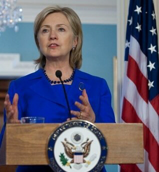 Hillary best qualified to be president in 2012