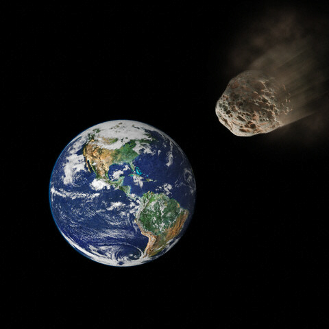 Huge asteroid will nearly shear the Earth on November 8, 2011