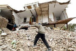 Hundreds injured in Iran quakes