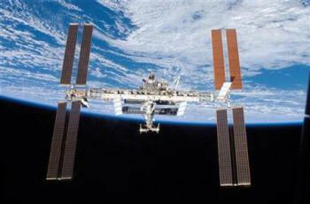 ISS prepares to take a dump