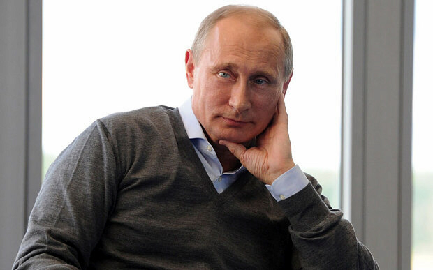 I can take Kiev in two weeks, Vladimir Putin warns European leaders