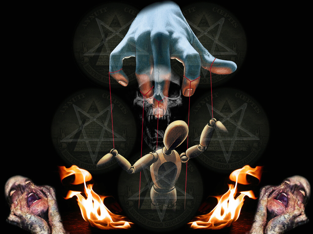 Illuminati plan to bring forth death to billions and slavery for most of the survivors
