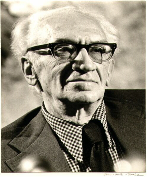Immanuel Velikovsky at the 1974 American Association for the Advancement of Science Conference in San Francisco