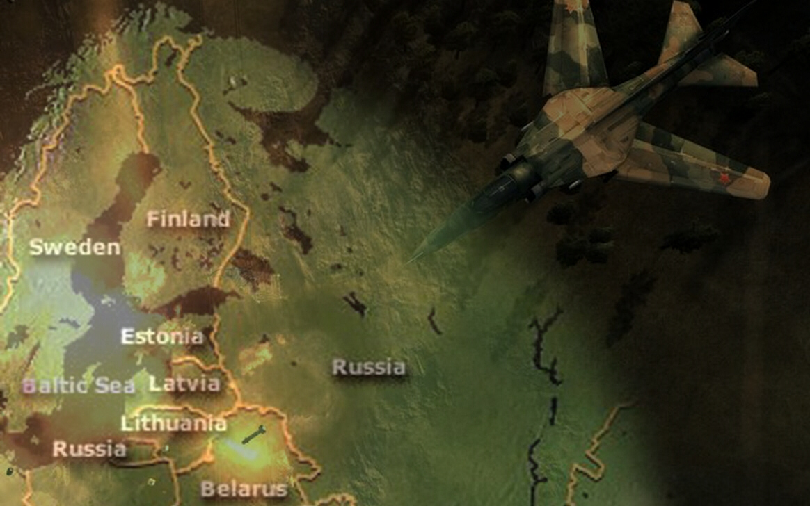 Russian invasion of the Baltics