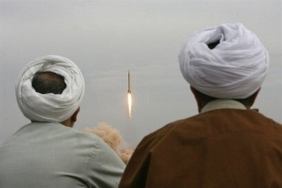 Iran test fires 9 missiles