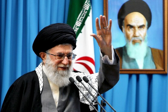 Iran's Ayatollah Ali Khamenei warns US and Israel against starting war